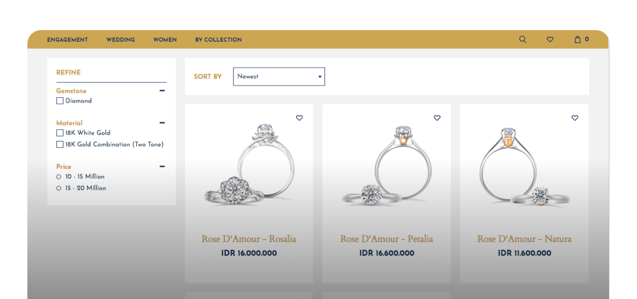 Adelle Jewellery Brings Luxury Through Digital Platform