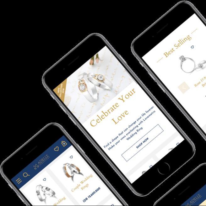 Adelle Jewellery Brings Luxury Through Digital Platform